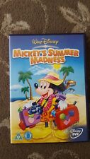 MICKEYS SUMMER MADNESS DVD MICKEY MOUSE