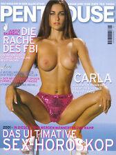 PENTHOUSE 01/2001     CARLA JUTTE*     Januar/2001