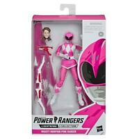 """Power Rangers Lightning Collection Mighty Morphin Pink Ranger Action Figure 6"""""""