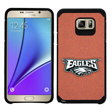 New In Box Philadelphia Eagles Samsung Galaxy Note 5  Pebble Grain Feel Case