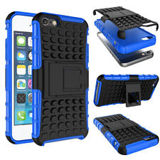 Kickstand Hybrid Hard Rugged Case Cover For Apple iPod Touch 5 5th Gen 6 6th Gen