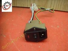 Stryker Position 2920 Patient Pro Power Entry Receptacle Switch Tested