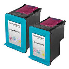 2pk 93 COLOR Ink Print Cartridge for HP 93 C9361WN