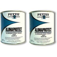 Pettit 4400-4401G Aluma Protect Epoxy Coat Primer For Aluminum Gallon