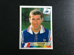 Panini  WC 1998   Zinedine Zidane