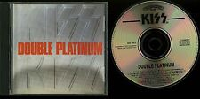 Kiss Double Platinum CD Casablanca 824 155-2 M-1 NOT REMASTER
