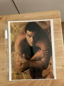 Mark Spitz Lot of 2 Autographed signed 8.5 x 11 Photos USA OLYMPIC GOLD MEDALIST