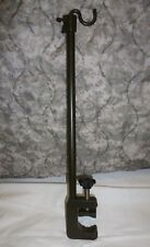 US MILITARY Army FIELD IV  Pole Holder Telescoping  Rod Clamp Bed Mount New I.V.