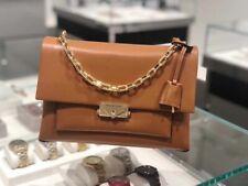 Michael Kors Cece Chain  Shoulder Bag Acorn/Gold Retail