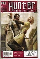 DC Vertigo Comics Hunter The Age Of Magic #9 May 2002 NM