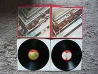 The Beatles 1962-1966 Vinyl Orig German 1973 Apple EMI Electrola Double LP EXC