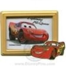 Disney Pin: WDW - Marquee Photo Frame (Lightning McQueen)