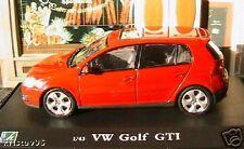 VW VOLKSWAGEN GOLF 5 V GTI OLIEX ROUGE 1/43 2007 ROT