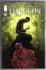TEN GRAND #5 - BEN TEMPLESMITH COVER - 1st PRINTING - 2013