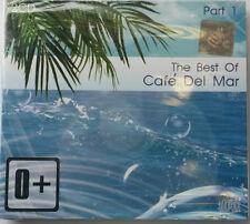 The Best of Café Del Mar  Part 1 ( 2 CD  28 tracks, NEW )