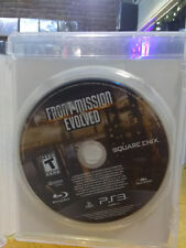 Front Mission Evolved Sony PlayStation 3 PS3  GAME ONLY