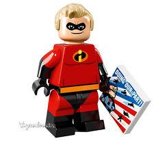 LEGO MINIFIGURES SERIE DISNEY MINIFIGURA MR. INCREIBLE 71012 ORIGINAL MINIFIGURE