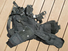 """""""OMS Weight Integrated Scuba Diving Rugged Buoyancy""""  Med-Lge. / Used Condition"""