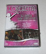 Dvd L'Operetta LA DANZA DELLE LIBELLULE Franz Lehar Lombardo Sandro Massimini 2
