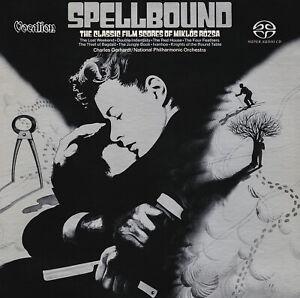 Charles Gerhardt - Spellbound: The Classic Film Scores of Miklós Rózsa & bonus