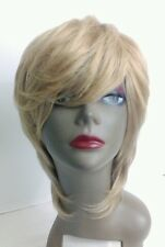 Yaki human remy Hair Handmade Wig layered natural ajustable cap sewing pre pump