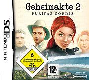 NINTENDO DS 3DS GEHEIMAKTE 2 PURITAS CORDIS *DEUTSCH  NEU