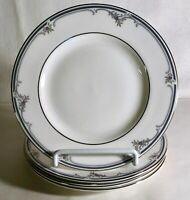 """4 Royal Doulton Belton 6 1/2"""" Bread And Butter Plates"""