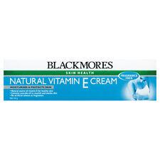 澳洲直邮中国 Blackmores Natural Vitamin E Cream.