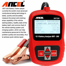 ANCEL BST 200 12V 1100CCA LCD Multi-language Car Battery Tester