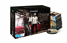 BRAND NEW Fast N' Loud MEGA Collector's Box (DVD, 2016, 22-Disc Set) R4