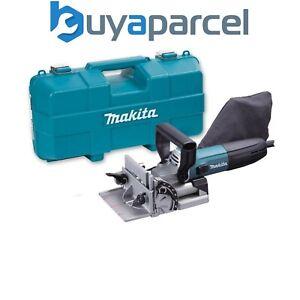 Makita PJ7000 Biscuit Jointer Kit 100mm Dowel Joint 700W 240V + Hard Case ++