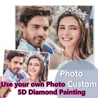 DIY 5D Full Drill Photo Custom Diamond Painting Embroidery Kit Art Festival Gift