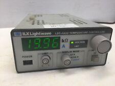 Ilx Lightwave Ldt-5412 Temperature Controller Green Light