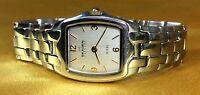 Skagen Denmark 268SSX Stainless Steel Ladies Quartz Watch