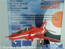 RED ARROWS MODEL AIRPLANE AIRCRAFT 1:72 SCALE RAF ROYAL AIR FORCE ARROW K8