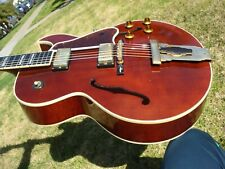 1997 Gibson L-4 CES Wine Red Archtop Guitar Jazzbox Nashville