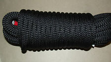 """NEW 7/16"""" (11mm) x 26' Kernmantle Static Line, Climbing Rope"""