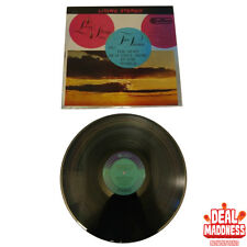 "LIVING STRINGS PLUS TWO PIANOS - (1962) 12"" 33 RPM LP Vinyl Record VG+ #12"