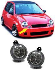 Klarglas LED Blinker chrom für VW Lupo 6X 98-05