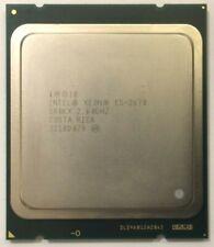 Genuine Intel Xeon E5-2670 8-Core 16T 2.6-3.3GHz CPU SR0KX 20MB 8GT/s LGA 2011