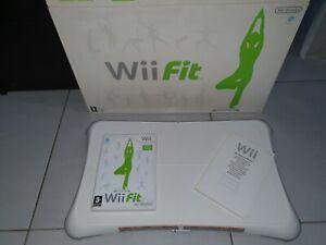 Nintendo Wii FIT Balance Board Pedana + Gioco