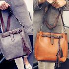 New Women PU Leather Handbag Shoulder Bags Hobo Tote Purse Crossbody Satchel Bag