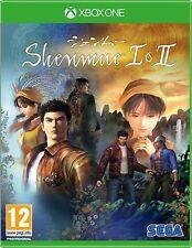 Shenmue I & II (Microsoft Xbox One, 2018)