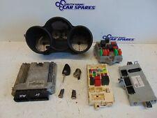 Alfa Romeo GT 03-10 2.0 Petrol Manual ECU Kit BSI Lock Unit Set 0261501032
