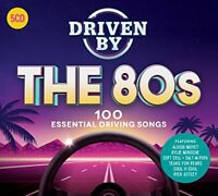 Driven By The 80s [CD]