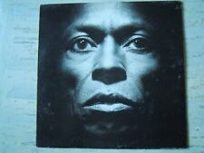 Miles Davis - TUTU (Lp) Press ITALY 1986