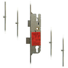 GU Secury Europa Lever Operated Latch & Deadbolt 35/92 Single Spindle - 4 Roller