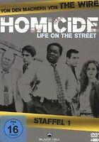 Homicide - Life on the Street, Staffel 1 [4 DVDs] von Lis... | DVD | Zustand gut