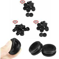 15Pcs Round Rubber Grommets Firewall Hole Plug Wire Seal Ring Gasket 16/25/30mm