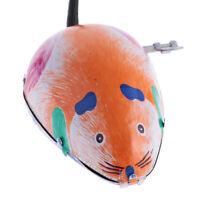 Wind-up Maus Tierfigur Uhrwerk Spielzeug Geschenk für Kinder